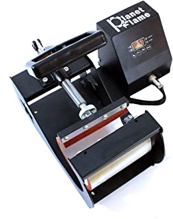 PlanetFlame Industrial-Quality CE 6-11oz Mug Heat Press Machine, Professional Digital Display