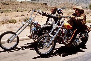 Dennis Hopper, Peter Fonda Easy Rider 24X36 Poster Motorbikes Iconic Desert
