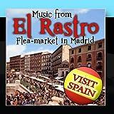 Music From El Rastro. Flea - Market in Madrid. Visit Spain