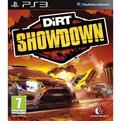 Codemasters Dirt Showdown, PS3 - Juego (PS3, PlayStation 3, Racing, Codemasters)