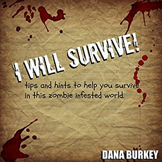 I Will Survive audiobook cover art