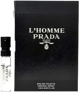Best prada l'homme travel size Reviews