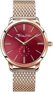 Women's Watch Glam Spirit Rose Gold Red Analogue Quartz