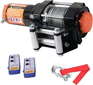 Best four wheeler winches for sale Reviews