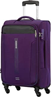 American Tourister Madison Softside Spinner Luggage with 3 digit Number Lock