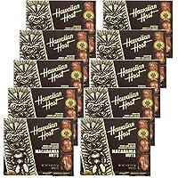 ハワイアンホスト マカダミアナッツチョコレート 4oz 8粒 10箱セット ハワイお土産