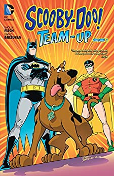 Scooby-Doo Team-Up (2013-) Vol. 1 by [Sholly Fisch, Dario Brizuela]