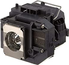 Viking ELPLP54 / V13H010L54 làmpara para EPSON EB-S72, EB-X72, EB-S7, EB-X7, EB-W7, EB-S82, EB-S8, EB-X8, EB-W8, EB-X8e, EH-TW450, PowerLite HC 705HD, EX31, EX51, EX71, PowerLite S7, PowerLi...