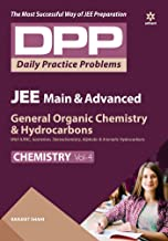 Daily Practice Problems for General Organic Chemistry & Hydrocarbons (Chemistry Vol-4) 2020