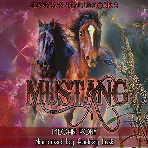 Mustang: A Shifter Romance audiobook cover art