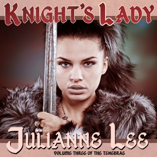 Knight's Lady audiobook cover art