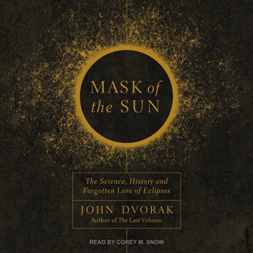 Mask of the Sun audiobook cover art
