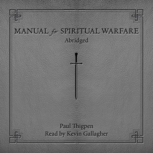 Manual for Spiritual Warfare audiobook cover art