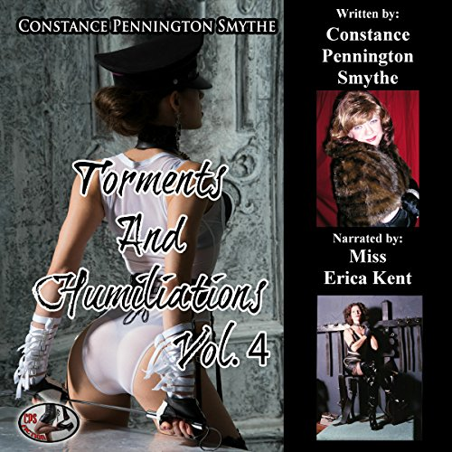 Torments and Humiliations: Volume 4 audiobook cover art