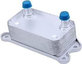 TOPAZ 30637966 Engine Oil Cooler for Volvo C30 C70 S40 V50 2.4L 2.5L T6