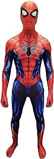 COSPLAY Disfraz del nuevo Spider-Man Traje ajustado de
