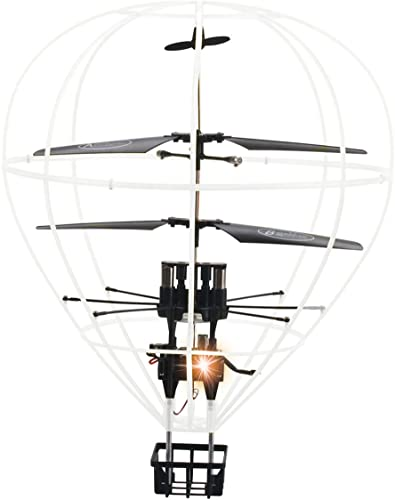 3ch Hubschrauber IRC Ballon fliegenden Ballon Weiß (Japan Import   Das Paket und das Handbuch werden in Japanisch)