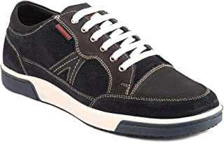 Red Chief Blue Leather Casual Shoes for Men(Rc3622 002)