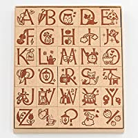 スタンプ工房愛 オリジナル アルファベットスタンプ