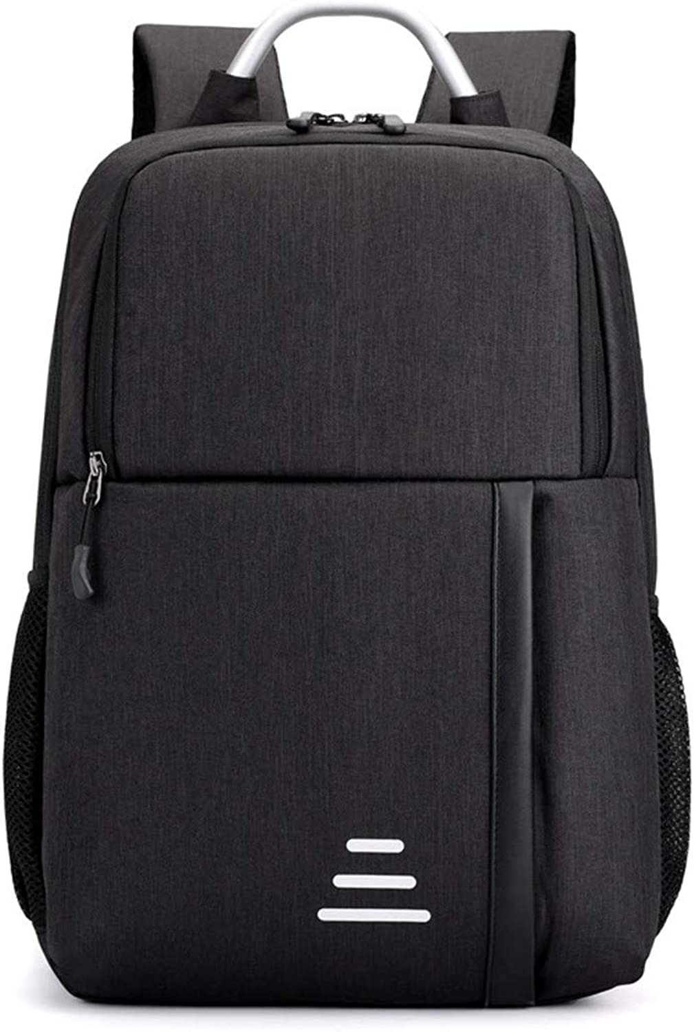 Laptop Backpack Computer with USB Charging Port Business Work Travel Backpack for Men Fits Water Resistant Bookbag College School