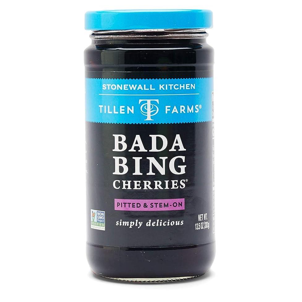 Tillen Farms Cherries Bada Bing 13.5 Oz (Pack of 6) - Pack Of 6