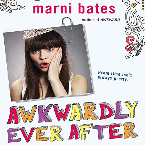 Awkwardly Ever After audiobook cover art