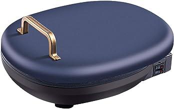 YUMEIGE Elektrische bakvorm Elektrische bakpan, 180 ° dubbelzijdige verwarming pannenkoekenpan, elektrische bakmachine, no...