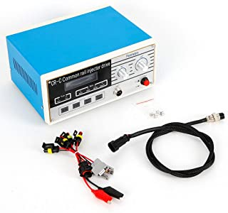 SHIOUCY CR C Common Rail Injector Testing Machine Fuel Tester Multifunctional Detector