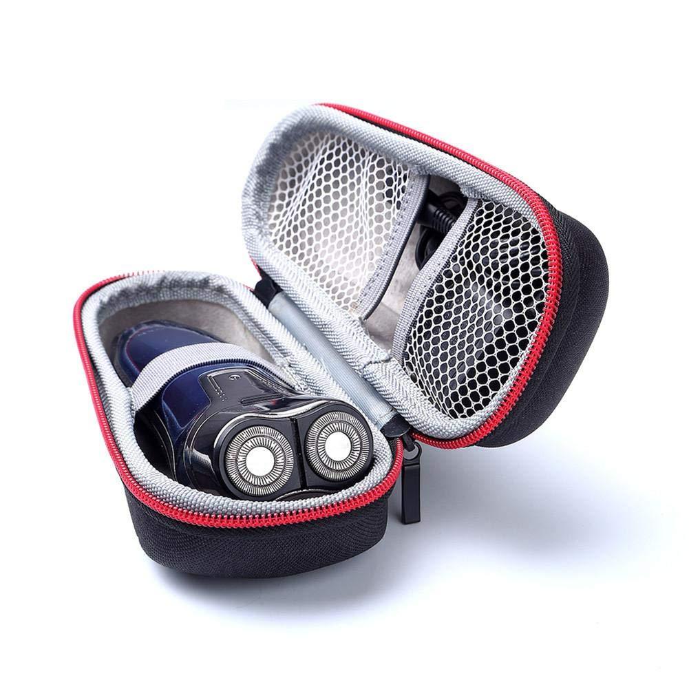 equival Shaver Storage Bag EVA Estuche portátil Bolsa Protectora ...
