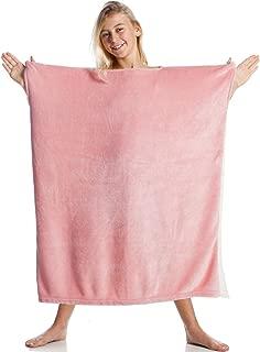Kanguru Kids Wearable Blanket with Sleeves - Fun Girl Gifts for Christmas and Birthday