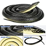 Zoom IMG-1 cestmall 2 pcs giocattolo serpente