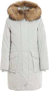 Woolrich Luxury Fashion Womens WWCPS2816UT05738034 White Coat   Fall Winter 19