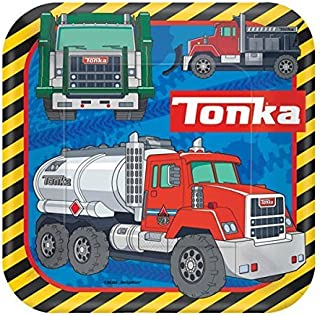 Best tonka party plates Reviews