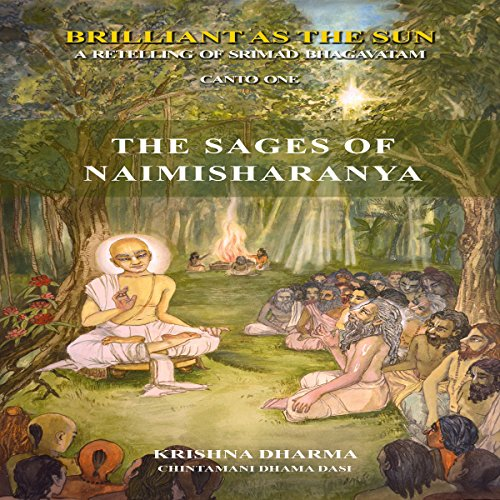 The Sages of Naimishiranya audiobook cover art