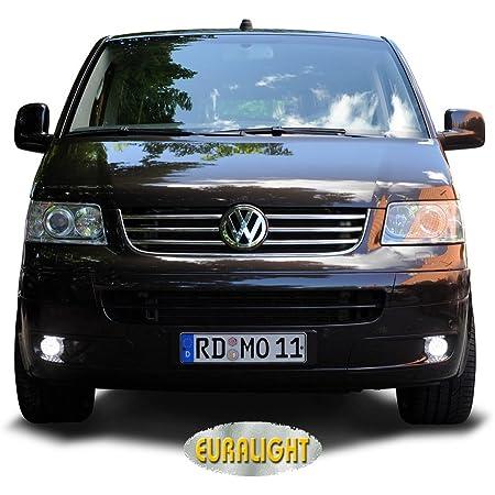 Fahrzeugspezifisches Led Tagfahrlicht Set 2003 2008 Ohne Dimmfunktion Inkl Ece Rl Prüfzeichen TÜv Eintragungsfrei Auto