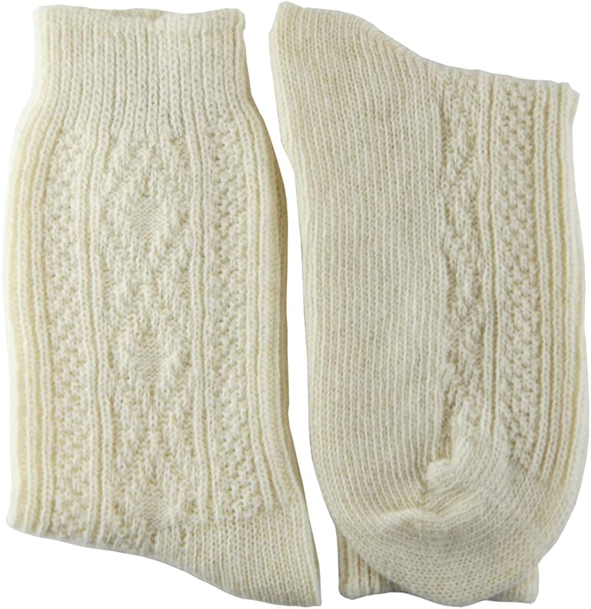 wool Natural 1 pair size 12 NOS WWII US GI 100/% original ST25-2 Socks Cotton
