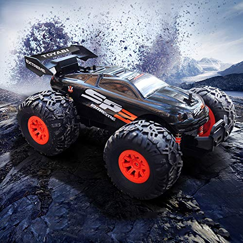 Remote Control Monster Truck with 2.4GHz Radio $19.25 (65% OFF Coupon)