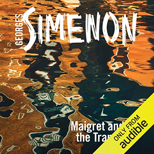 Couverture de Maigret and the Tramp