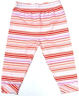 Veronica Pyjama for Baby Girls Orange Pink Stripes