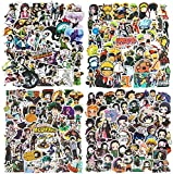 200St. Anime Stickers Naruto-Aufkleber, Hunter x Hunter,...