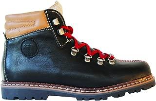 Ammann-SPRING SALE-MENS-Town 2- Black Leather-Euro 43 / USA 9.5