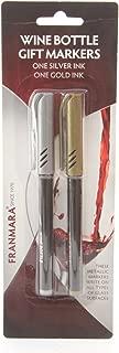Franmara Wine Bottle Pen Markers - 2 per Pack