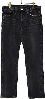 RED CARD/レッドカード:Rhythm -Black Used-:デニム パンツ ブラック ユーズド メンズ ブラックパンツ