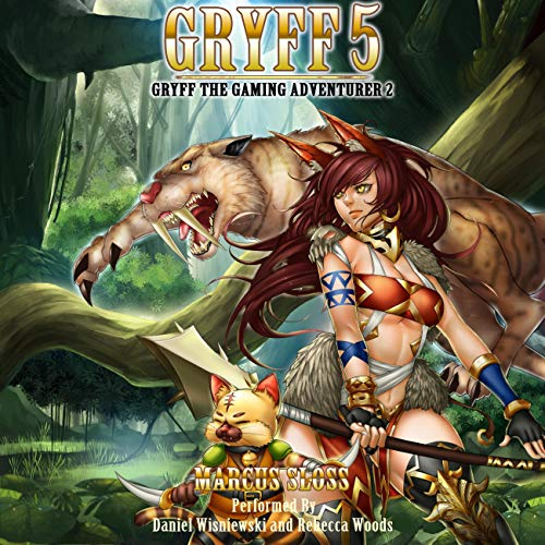 Gryff 5 cover art