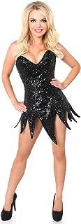 steel boned corset dress