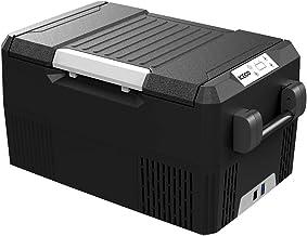 ICECO Ycd33S Outdoor Kompresörlü Oto Buzdolabı, 12/24Volt, 31 Litre, Siyah/ Gri