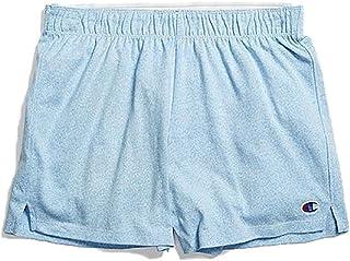 Champion Life Women's Practice Shorts (Active Blue Heather, XX-Large)