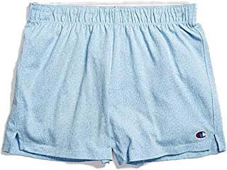 Champion Life Women's Practice Shorts (Active Blue Heather, X-Large)