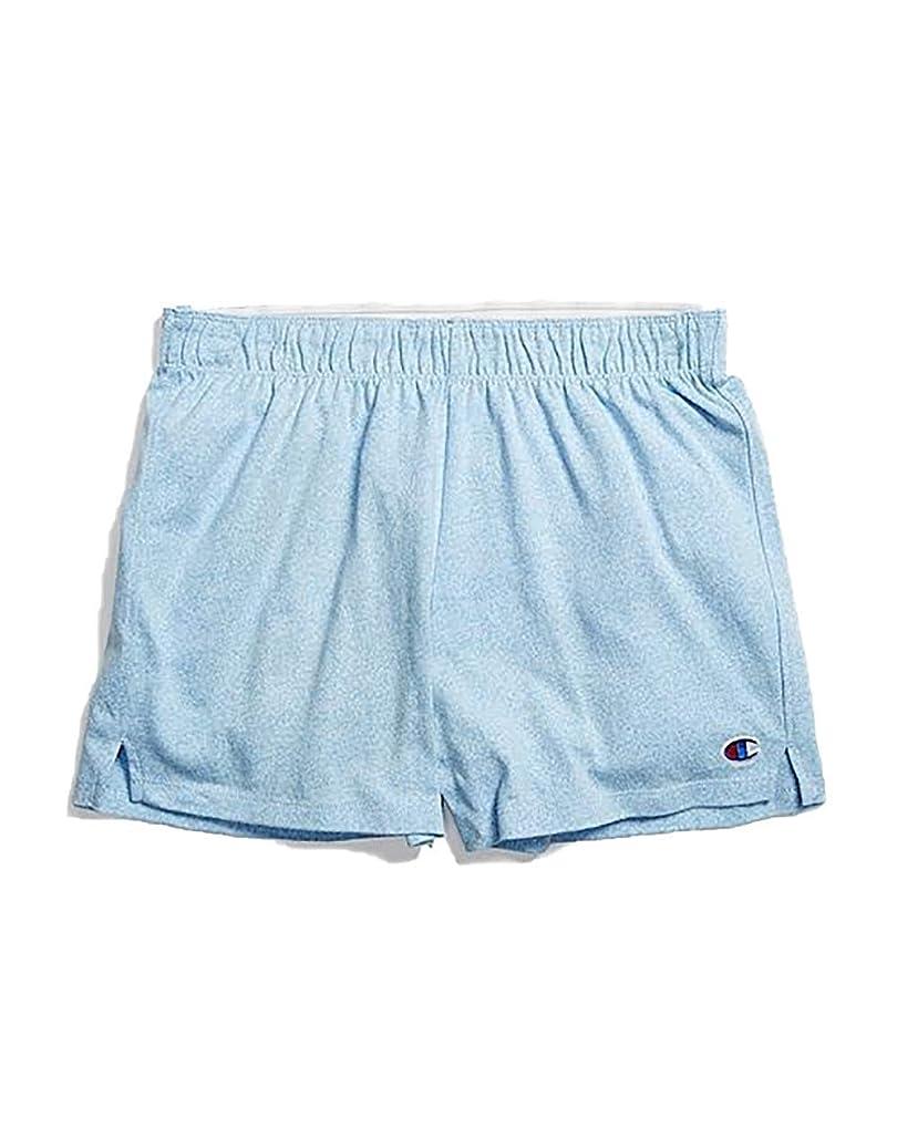 二層熱帯の薬局Champion Life Women's Practice Shorts (Active Blue Heather, XX-Large)