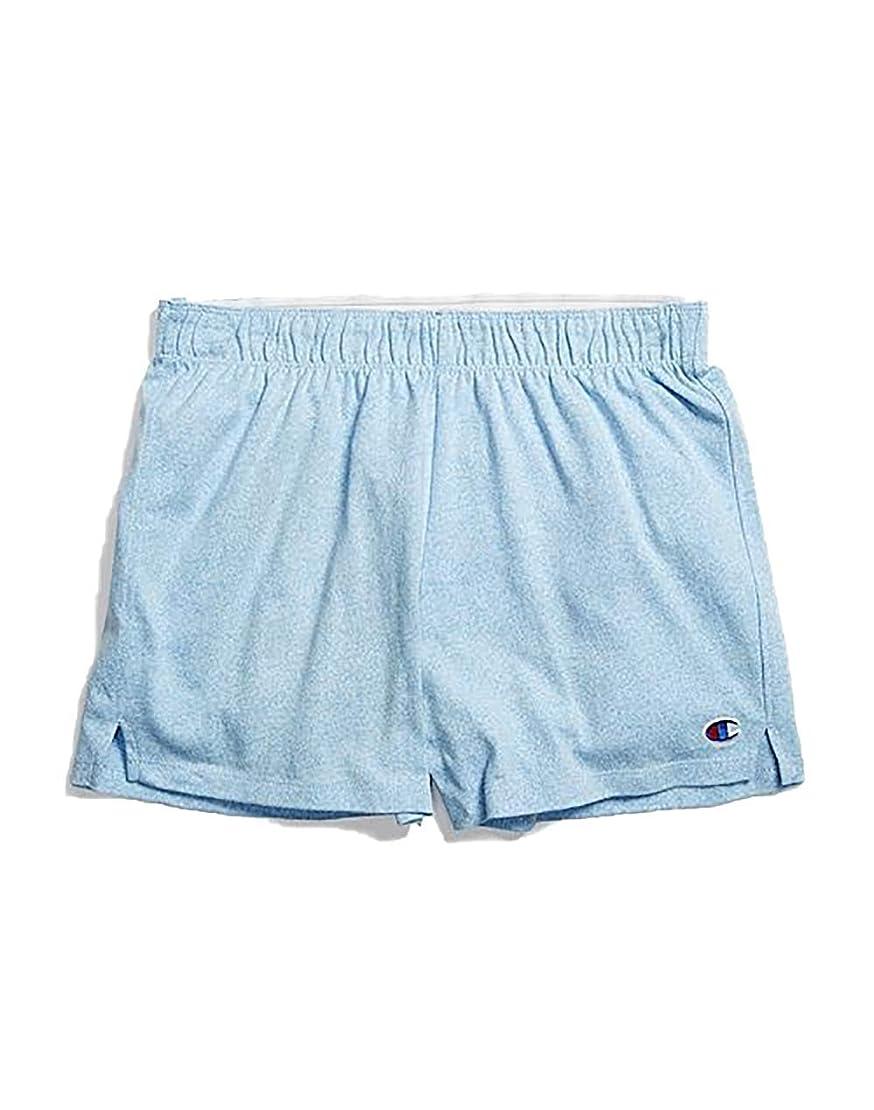 雹マウンド学習Champion Life Women's Practice Shorts (Active Blue Heather, Small)
